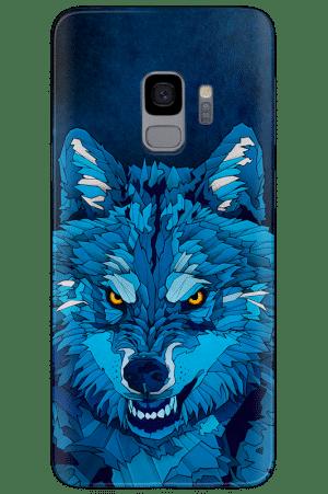 Кейс син вълк