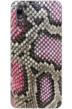 Кейс grey Pink skin