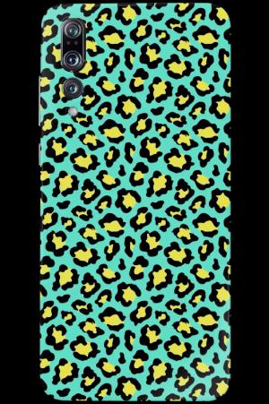 Кейс Green Yellow Cheetah Skin