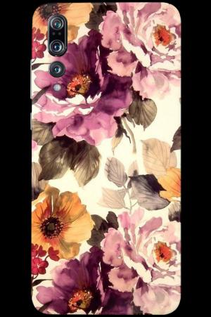Кейс цветя water color Flowers
