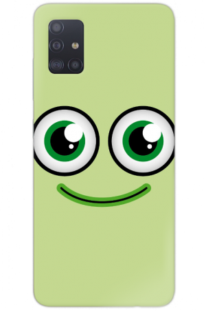 happiness green A