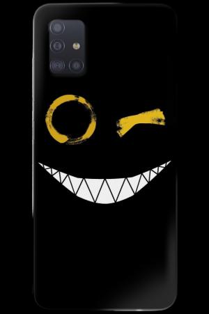 smile black D