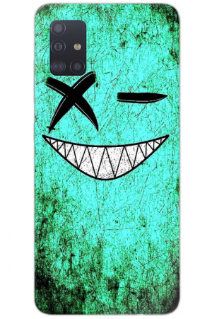 smile turquoise A