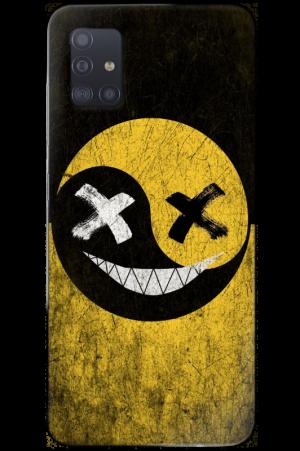 smile yellow black B