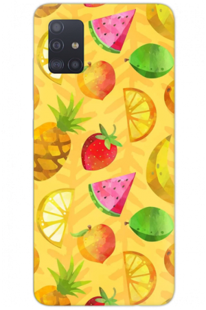double yellow fruits