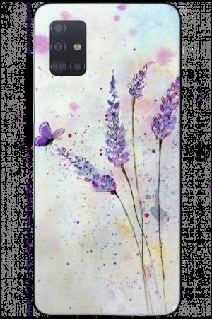 purple butterfly flowers